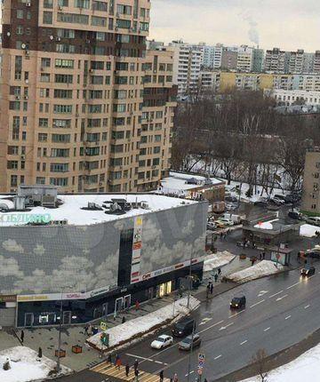Продажа однокомнатной квартиры Москва, метро Люблино, Новороссийская улица 25к1, цена 8500000 рублей, 2021 год объявление №579120 на megabaz.ru