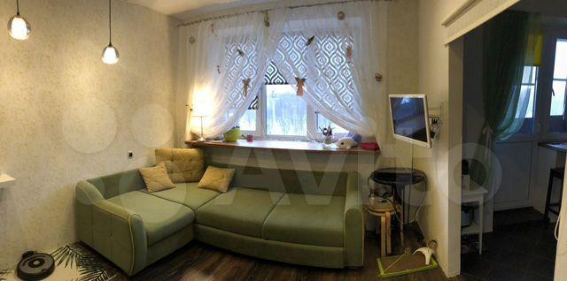 Продажа студии деревня Исаково, цена 5200000 рублей, 2021 год объявление №588255 на megabaz.ru