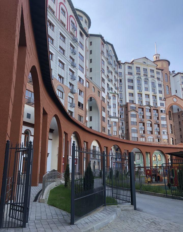 Продажа однокомнатной квартиры поселок Развилка, метро Зябликово, цена 6300000 рублей, 2020 год объявление №497689 на megabaz.ru