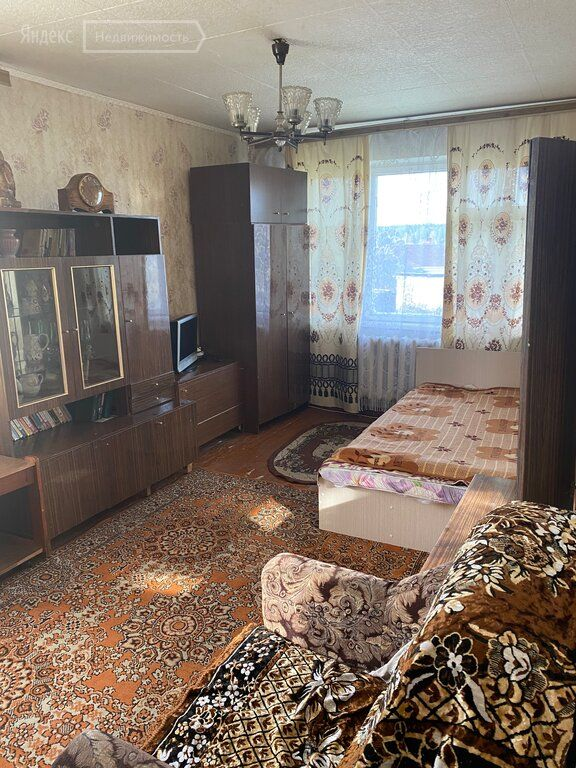 Продажа двухкомнатной квартиры село Никоновское, Пионерская улица 65, цена 2300000 рублей, 2021 год объявление №559539 на megabaz.ru