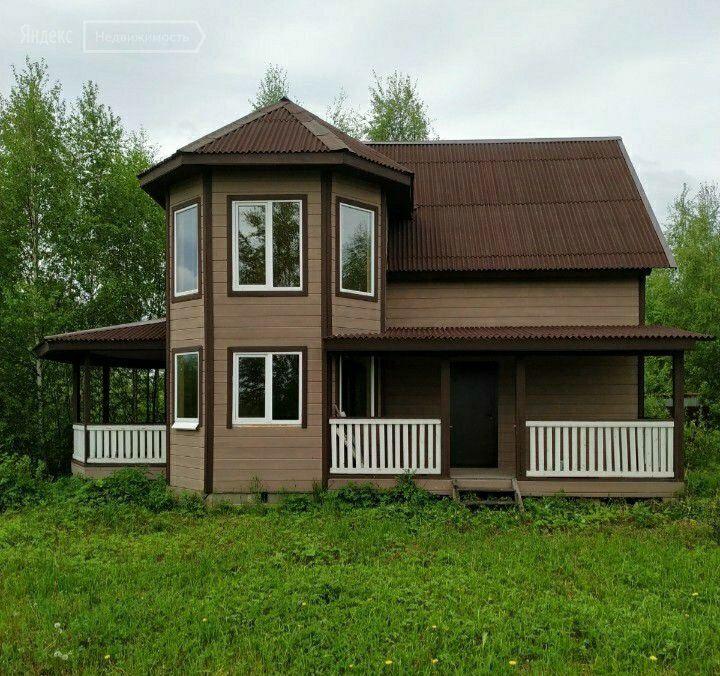 Продажа дома деревня Семенково, цена 1850000 рублей, 2020 год объявление №463309 на megabaz.ru