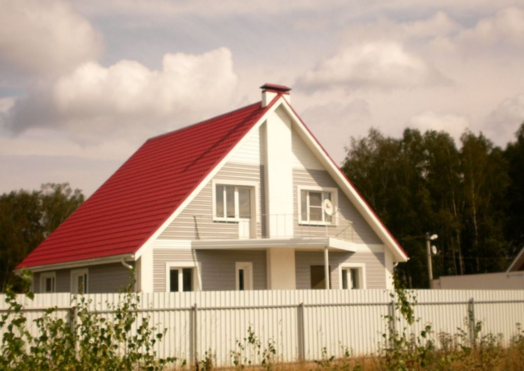 Продажа дома деревня Поповка, Видная улица 28, цена 7400000 рублей, 2020 год объявление №440601 на megabaz.ru