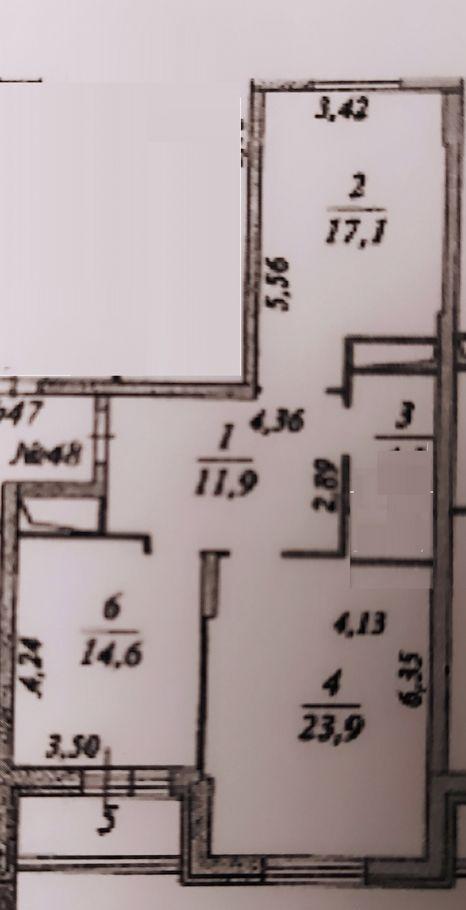 Продажа двухкомнатной квартиры посёлок Дубовая Роща, Октябрьская улица 10, цена 5000000 рублей, 2020 год объявление №494276 на megabaz.ru