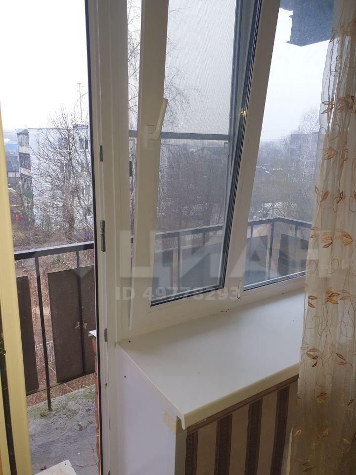 Продажа однокомнатной квартиры деревня Нестерово, цена 1800000 рублей, 2020 год объявление №463674 на megabaz.ru