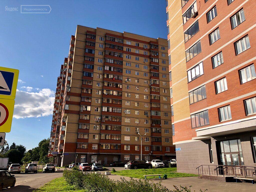 Продажа однокомнатной квартиры дачный посёлок Поварово, метро Пятницкое шоссе, цена 2450000 рублей, 2020 год объявление №504930 на megabaz.ru