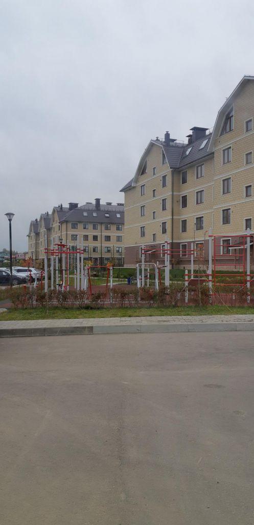 Продажа однокомнатной квартиры село Озерецкое, цена 3100000 рублей, 2021 год объявление №361000 на megabaz.ru
