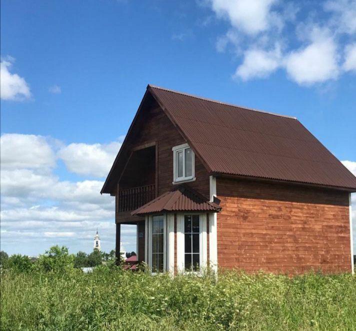 Продажа дома деревня Семенково, цена 1350000 рублей, 2020 год объявление №464327 на megabaz.ru