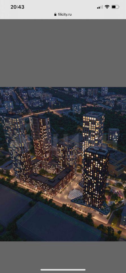 Продажа однокомнатной квартиры Москва, метро Фили, Багратионовский проезд 5к1, цена 11500000 рублей, 2021 год объявление №461685 на megabaz.ru