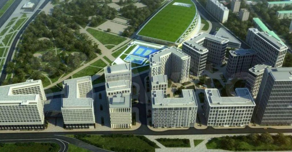 Продажа двухкомнатной квартиры Москва, метро Динамо, цена 18500000 рублей, 2021 год объявление №604241 на megabaz.ru
