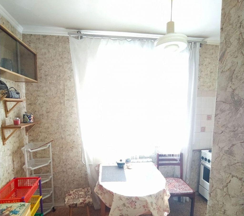 Аренда однокомнатной квартиры Краснознаменск, улица Генерала Шлыкова 6, цена 17000 рублей, 2020 год объявление №1201554 на megabaz.ru