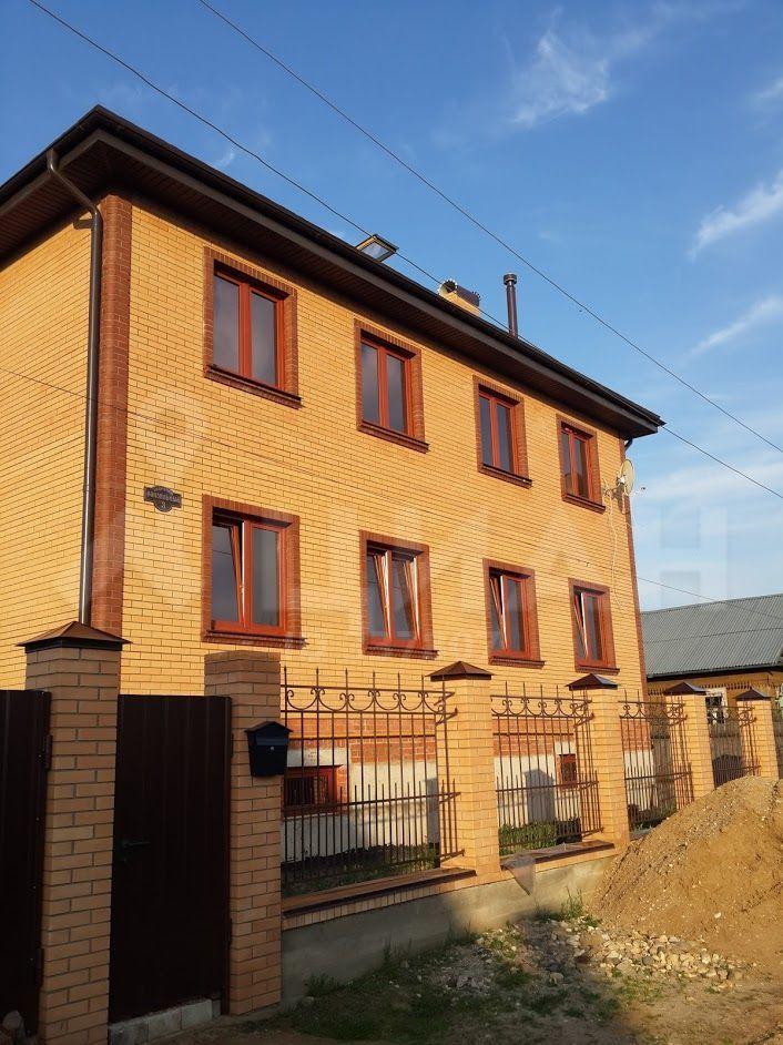 Продажа дома Талдом, Вокзальный переулок 3, цена 7950000 рублей, 2021 год объявление №464452 на megabaz.ru