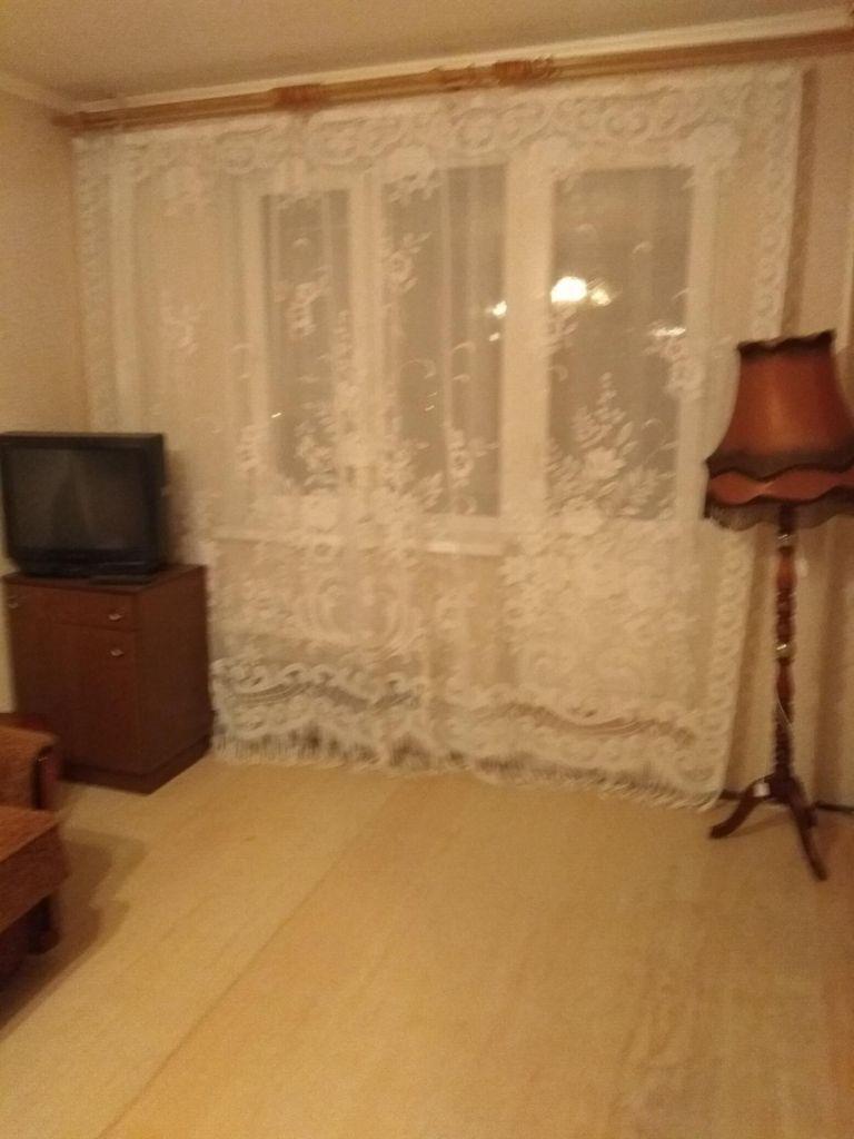Аренда однокомнатной квартиры Высоковск, Текстильная улица 6, цена 13000 рублей, 2020 год объявление №1199005 на megabaz.ru