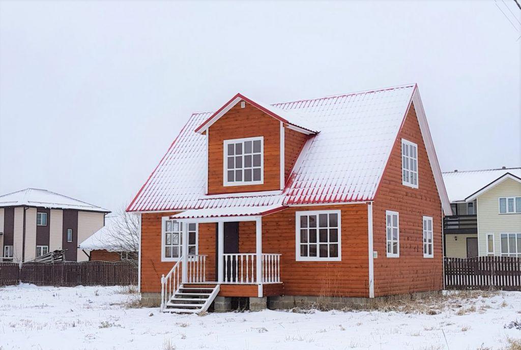 Продажа дома деревня Петровское, цена 3500000 рублей, 2021 год объявление №514555 на megabaz.ru