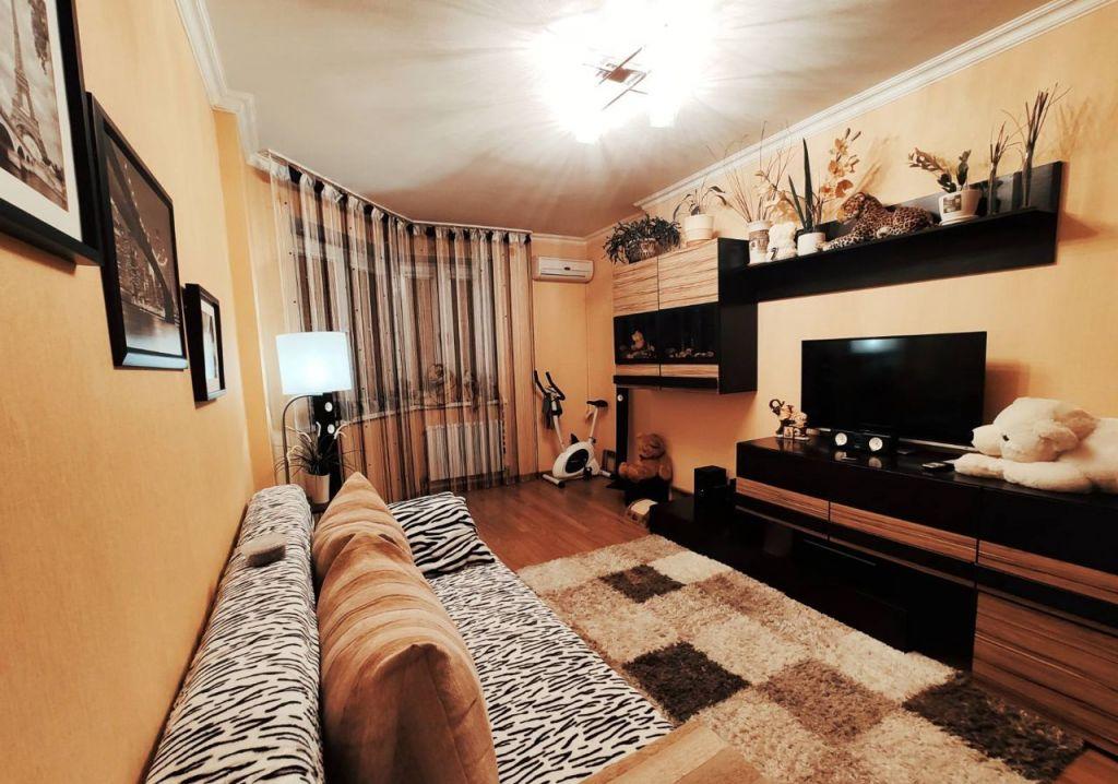 Продажа однокомнатной квартиры деревня Малые Вязёмы, цена 4200000 рублей, 2020 год объявление №493224 на megabaz.ru