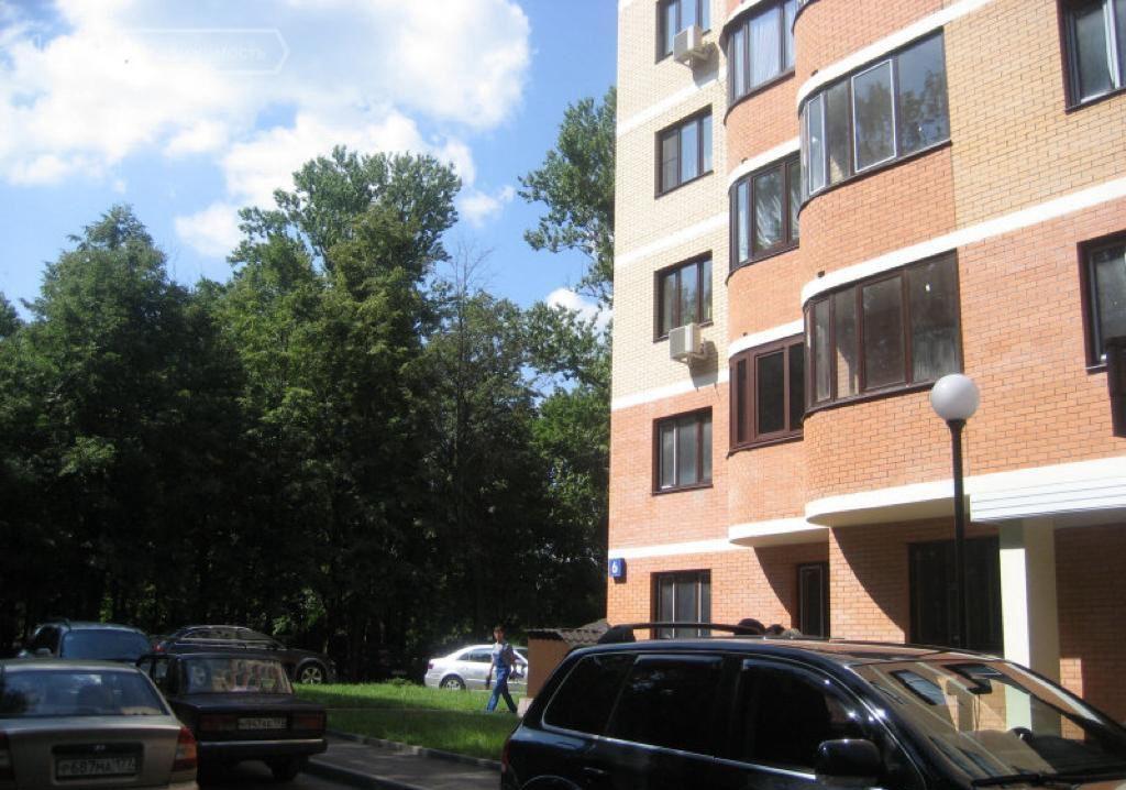 Аренда однокомнатной квартиры поселок Горки-2, цена 35000 рублей, 2021 год объявление №1208954 на megabaz.ru