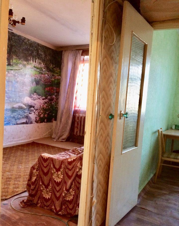 Продажа однокомнатной квартиры поселок Глебовский, Октябрьская улица 61, цена 1900000 рублей, 2021 год объявление №444231 на megabaz.ru