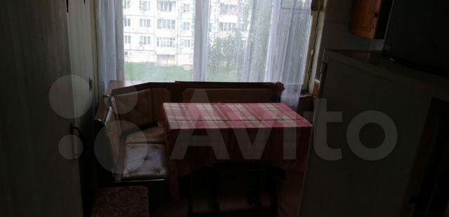 Аренда однокомнатной квартиры Хотьково, Октябрьская улица, цена 13000 рублей, 2021 год объявление №1128533 на megabaz.ru