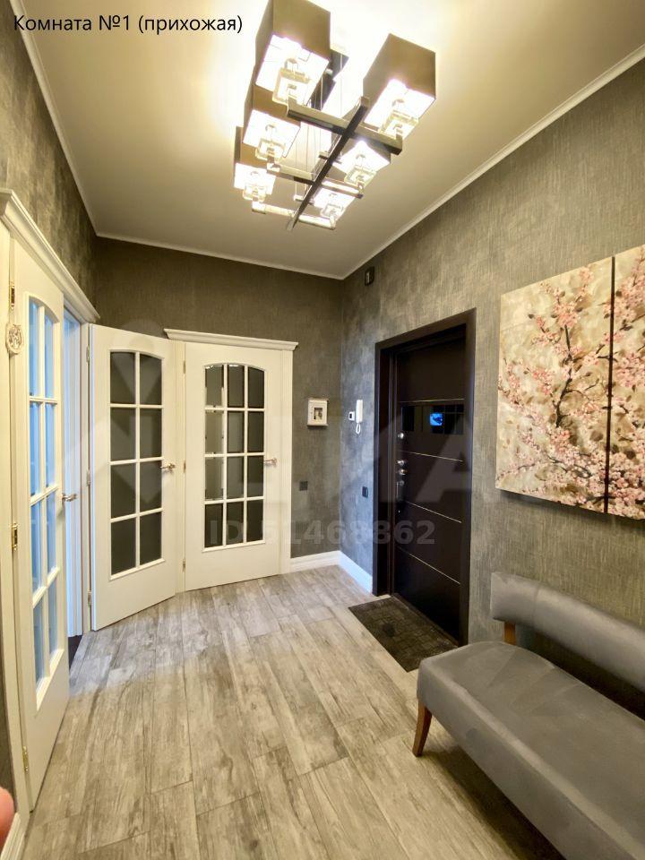 Продажа двухкомнатной квартиры Москва, метро Варшавская, Варшавское шоссе 94, цена 27000000 рублей, 2021 год объявление №433661 на megabaz.ru
