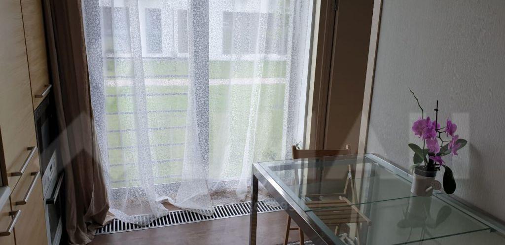 Аренда однокомнатной квартиры поселок Мещерино, метро Домодедовская, цена 23000 рублей, 2021 год объявление №1141660 на megabaz.ru