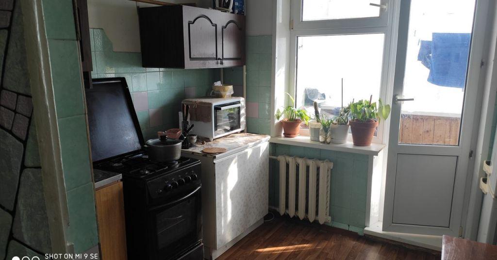 Продажа однокомнатной квартиры поселок Курилово, Центральная улица 6, цена 3500000 рублей, 2021 год объявление №465364 на megabaz.ru