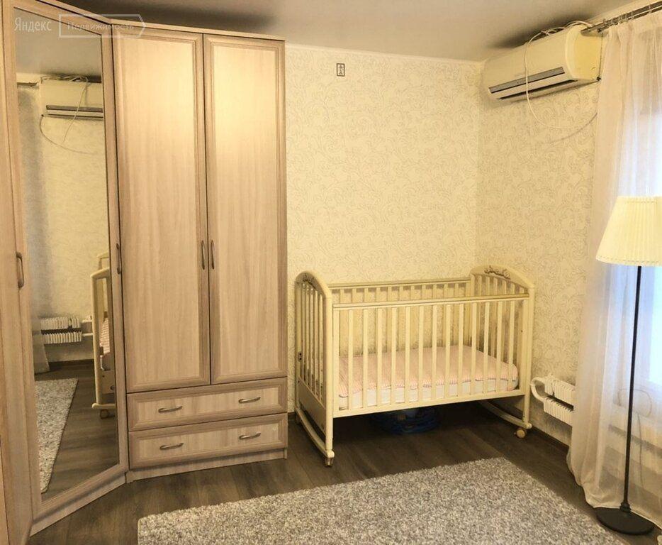 Аренда однокомнатной квартиры Одинцово, улица Маршала Бирюзова 16, цена 22000 рублей, 2021 год объявление №1178617 на megabaz.ru