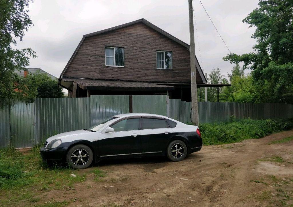 Продажа дома деревня Клишева, цена 5850000 рублей, 2021 год объявление №386206 на megabaz.ru