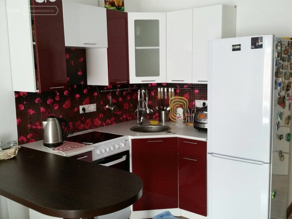 Продажа однокомнатной квартиры село Немчиновка, Рублёвский проезд 20Б, цена 4700000 рублей, 2021 год объявление №465820 на megabaz.ru