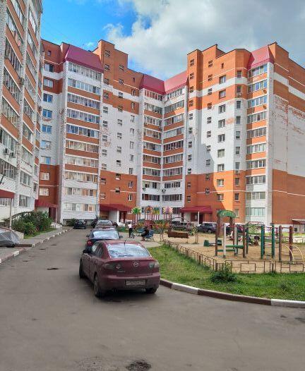 Продажа однокомнатной квартиры Красноармейск, улица Чкалова 5, цена 3100000 рублей, 2020 год объявление №495180 на megabaz.ru