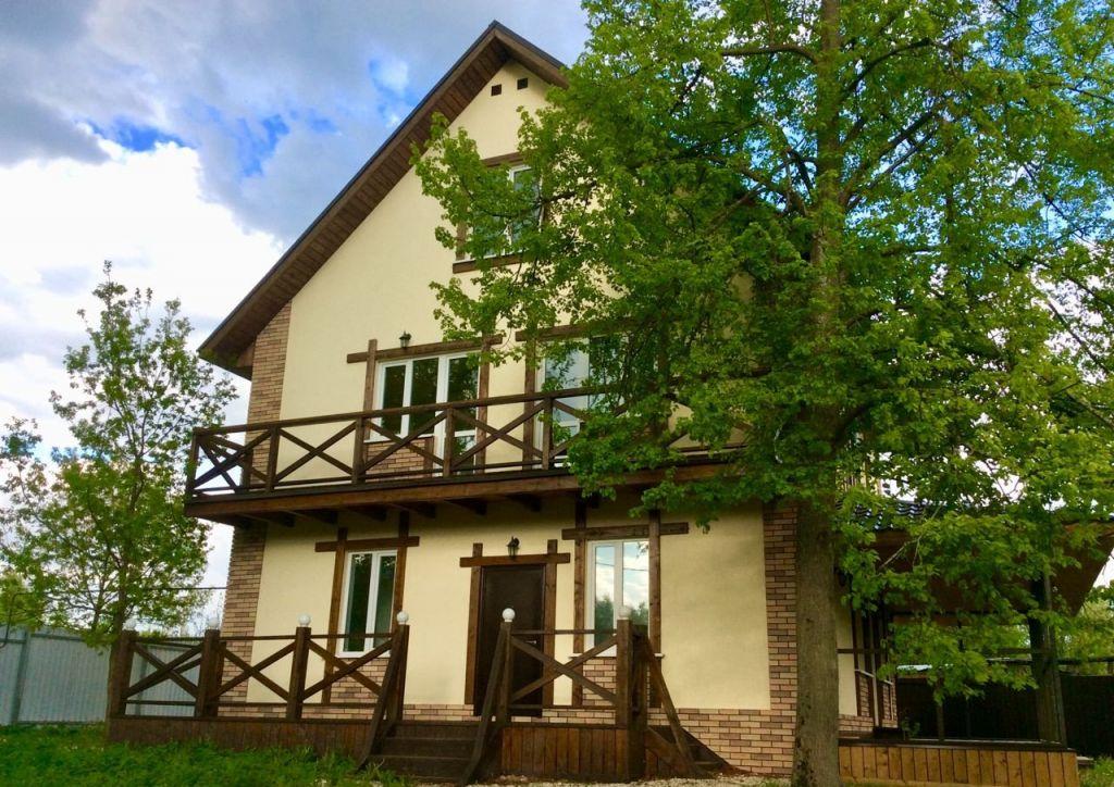Продажа дома поселок Любучаны, Лесная улица 1, цена 11200000 рублей, 2020 год объявление №363265 на megabaz.ru