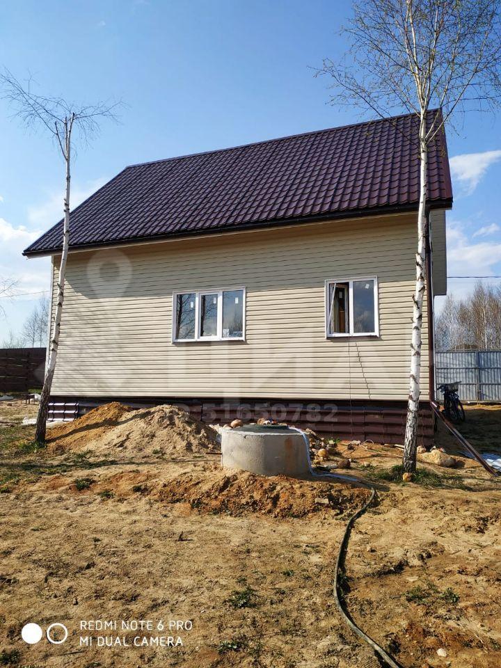 Продажа дома деревня Афанасово, цена 3700000 рублей, 2020 год объявление №408941 на megabaz.ru