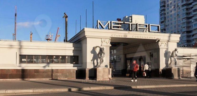 Продажа трёхкомнатной квартиры Москва, метро Сокольники, Маленковская улица 28, цена 16200000 рублей, 2020 год объявление №430127 на megabaz.ru