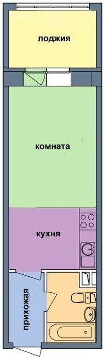 Продажа студии деревня Высоково, цена 2300000 рублей, 2020 год объявление №466087 на megabaz.ru