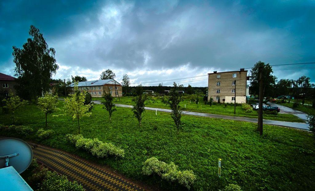 Продажа однокомнатной квартиры село Семеновское, улица Победы 1, цена 1050000 рублей, 2020 год объявление №494234 на megabaz.ru