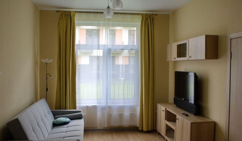 Аренда однокомнатной квартиры поселок Мещерино, цена 23000 рублей, 2021 год объявление №1133137 на megabaz.ru