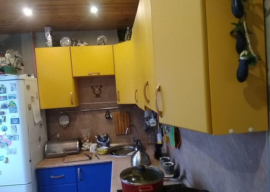 Продажа трёхкомнатной квартиры село Шеметово, цена 2199000 рублей, 2020 год объявление №435667 на megabaz.ru