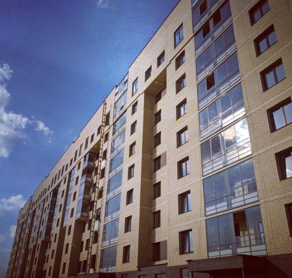 Продажа двухкомнатной квартиры поселок Мебельной фабрики, Рассветная улица 1А, цена 4200000 рублей, 2020 год объявление №466093 на megabaz.ru