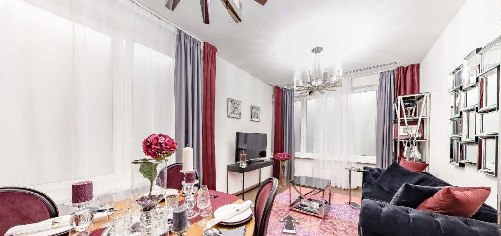 Продажа двухкомнатной квартиры Москва, метро Варшавская, цена 13500000 рублей, 2021 год объявление №445701 на megabaz.ru