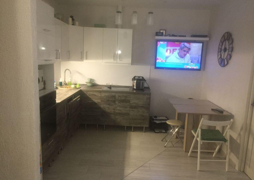 Продажа трёхкомнатной квартиры село Строкино, 1-я Солнечная улица 2А, цена 2650000 рублей, 2021 год объявление №466471 на megabaz.ru