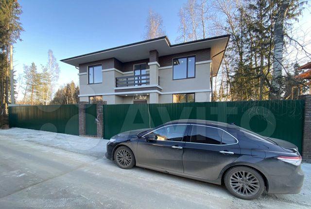 Продажа дома деревня Кашино, Московская улица, цена 23500000 рублей, 2021 год объявление №541723 на megabaz.ru