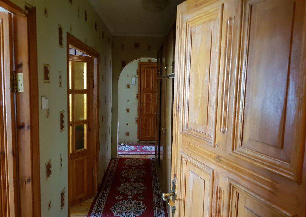 Продажа трёхкомнатной квартиры рабочий посёлок Тучково, цена 4500000 рублей, 2021 год объявление №454765 на megabaz.ru