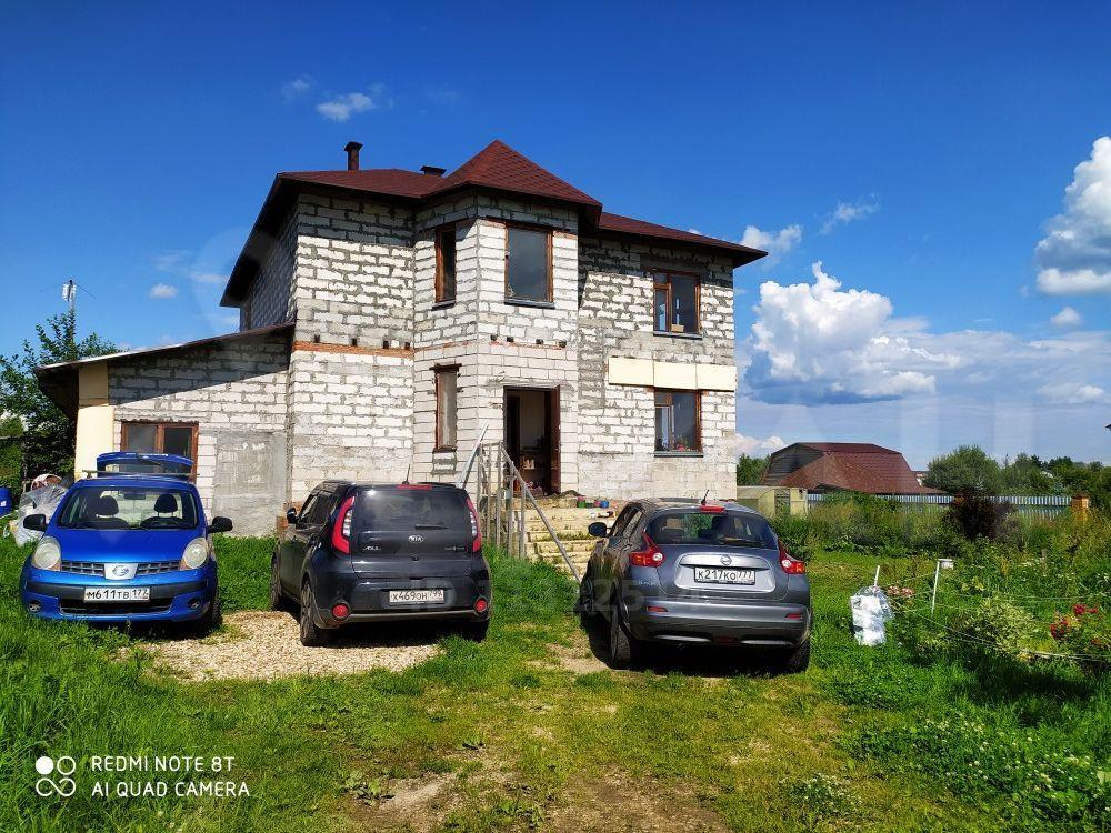 Продажа дома деревня Поповка, Карьерная улица 47, цена 9500000 рублей, 2021 год объявление №467441 на megabaz.ru