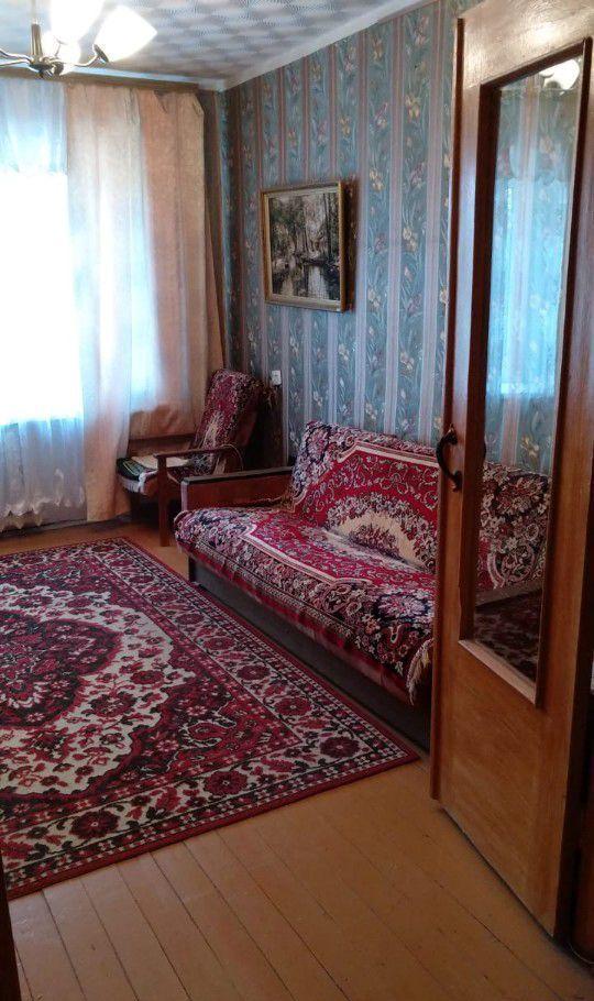 Продажа двухкомнатной квартиры поселок Реммаш, Юбилейная улица 9, цена 2000000 рублей, 2021 год объявление №446704 на megabaz.ru