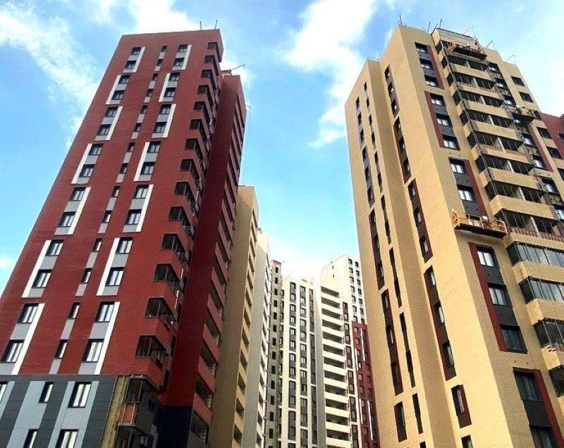 Продажа однокомнатной квартиры поселок Нагорное, Липкинское шоссе 5К, цена 4950000 рублей, 2020 год объявление №466882 на megabaz.ru