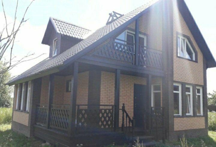 Продажа дома деревня Семенково, цена 2400000 рублей, 2020 год объявление №466897 на megabaz.ru