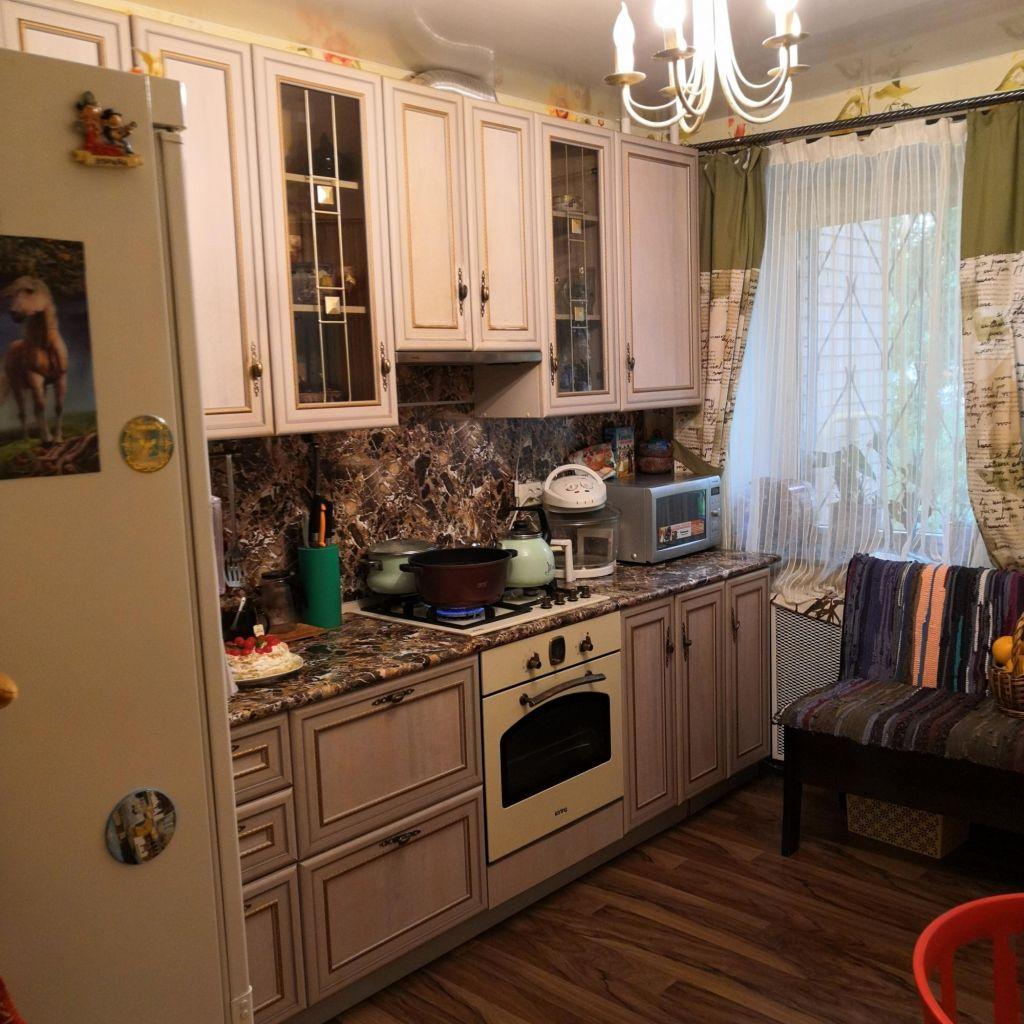 Продажа трёхкомнатной квартиры Истра, цена 6800000 рублей, 2021 год объявление №510041 на megabaz.ru