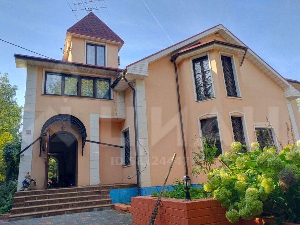 Продажа дома деревня Семенково, цена 25000000 рублей, 2020 год объявление №497265 на megabaz.ru
