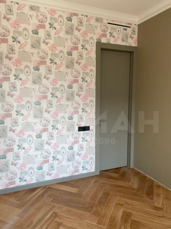 Аренда двухкомнатной квартиры поселок Горки-2, цена 76000 рублей, 2020 год объявление №1210465 на megabaz.ru