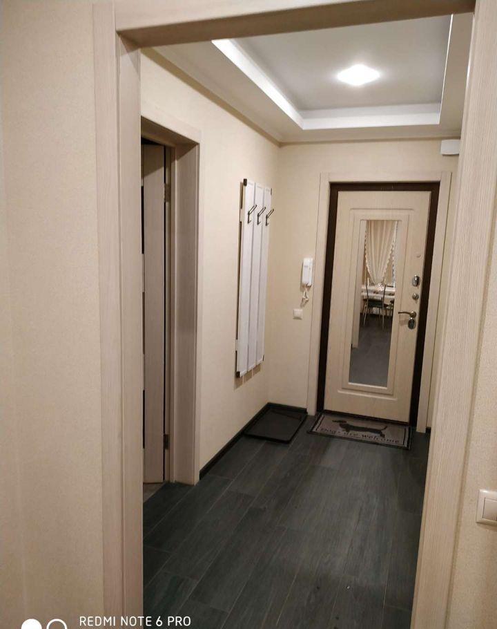 Аренда однокомнатной квартиры поселок Мебельной фабрики, Заречная улица 1А, цена 23000 рублей, 2021 год объявление №1241293 на megabaz.ru