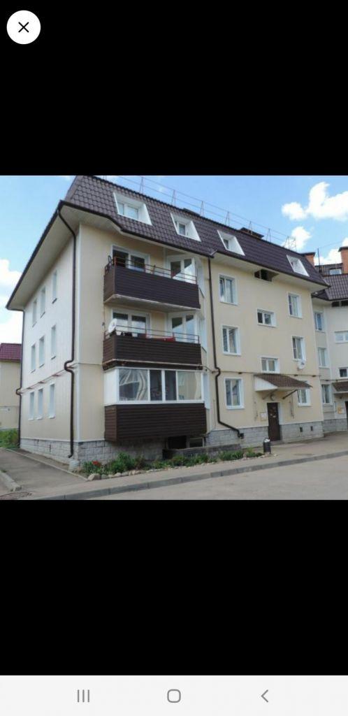 Аренда однокомнатной квартиры Высоковск, Текстильная улица 27, цена 11000 рублей, 2020 год объявление №1202681 на megabaz.ru