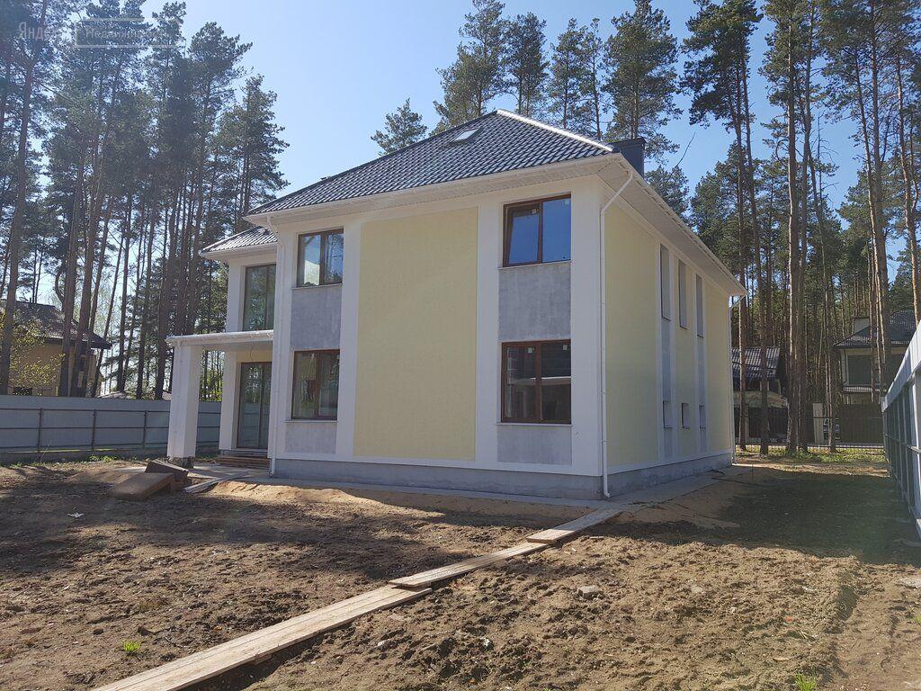 Продажа дома деревня Вялки, улица Полянка 21А, цена 14990000 рублей, 2020 год объявление №499873 на megabaz.ru